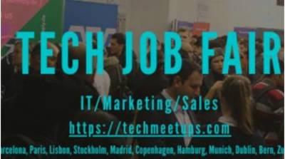 London Tech Job Fair